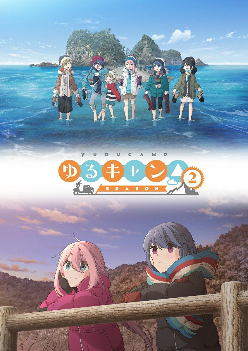 ゆるキャン△SEASON2 第3巻【Blu-ray】