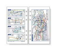 レイメイ藤井 ダヴィンチ リフィル 地下鉄路線図 聖書 DR352