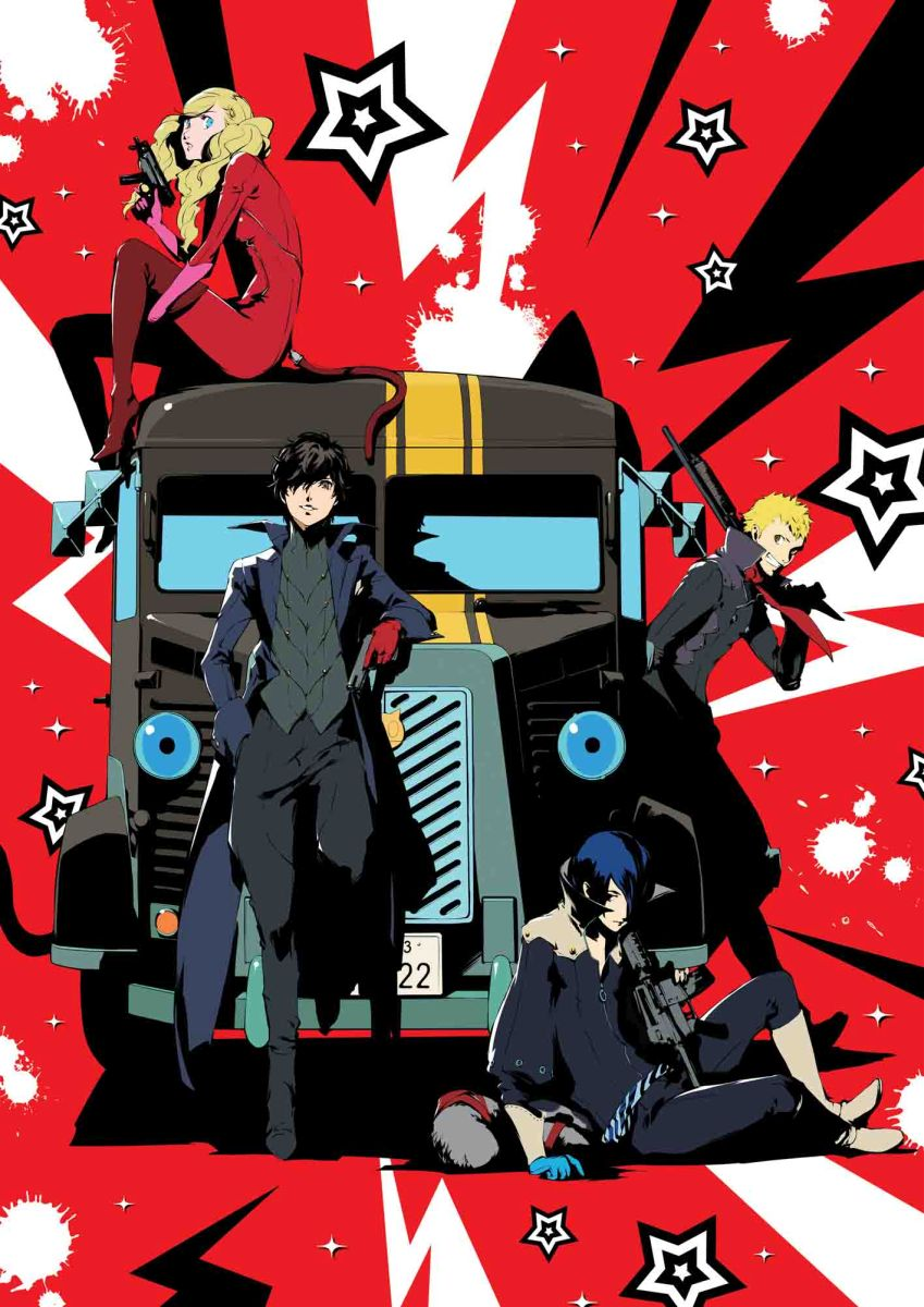 PERSONA5 The Animation - THE DAY BREAKERS -(完全生産限定版)【Blu-ray】画像
