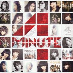 【送料無料】Best Of 4Minute [ 4MINUTE ]