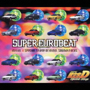 SUPER EUROBEAT presents initial d special original soundtracks 頭文字D Special Stage画像