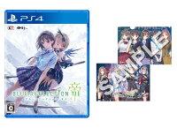 【楽天ブックス限定特典+他】BLUE REFLECTION TIE/帝 PS4版(B2布ポスター+A4クリアファイル+他)