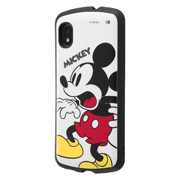 Galaxy A21/A20 『ディズニーキャラクター』/耐衝撃ケース ProCa/『ミッキーマウス』