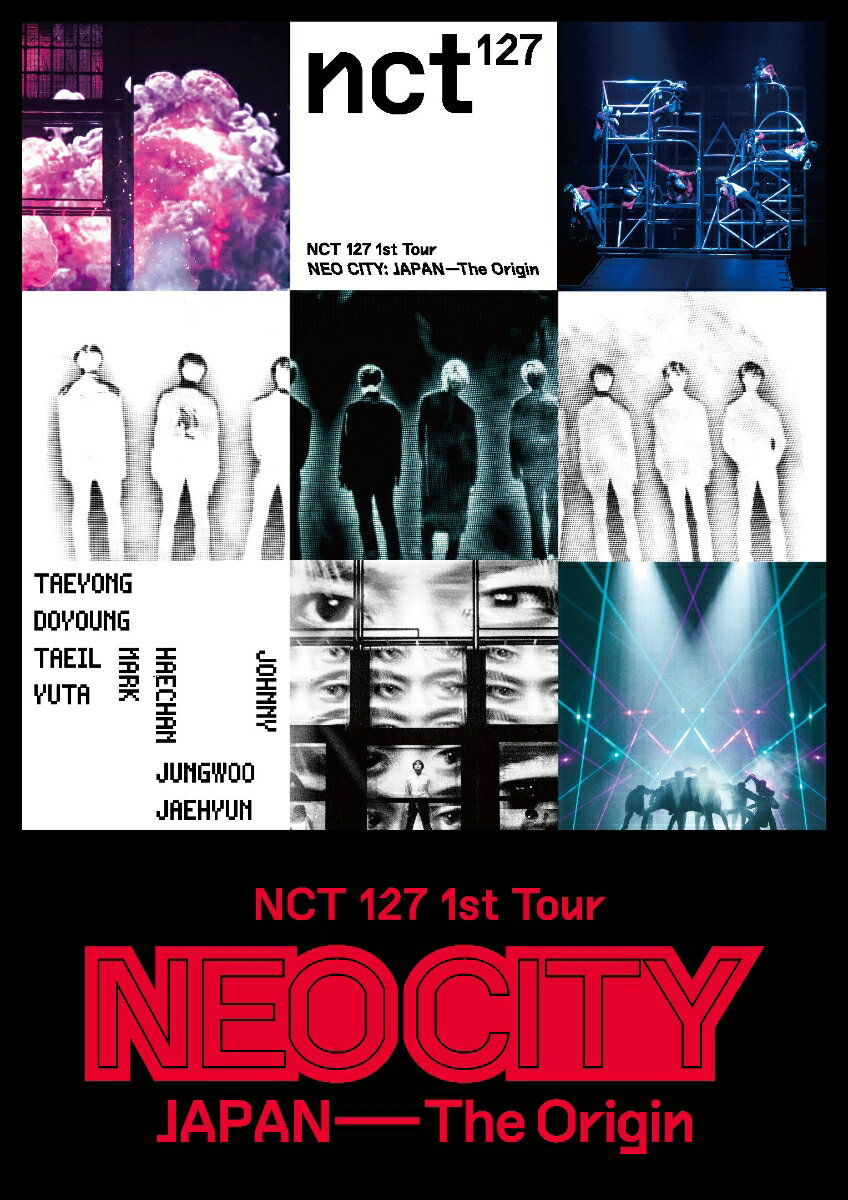 韓国(K-POP)・アジア, 韓国(K-POP)・アジア NCT 127 1st Tour NEO CITY : JAPAN - The Origin() NCT 127