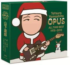 【送料無料】OPUS 〜ALL TIME BEST 1975-2012〜(3CD)(期間限定クリスマスパッケージ) [ 山下達郎 ]