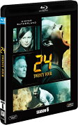 24-TWENTY FOUR- シーズン6<SEASONS ブルーレイ・ボックス>【Blu-ray】