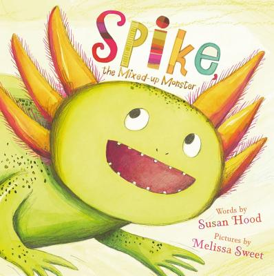 Spike, the Mixed-Up Monster画像