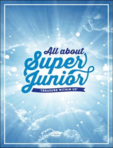 【輸入盤】All About Super Junior: Treasure Within Us画像