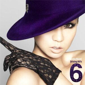 【送料無料】Koda Kumi Driving Hit's 6(CD+DVD) [ 倖田來未 ]