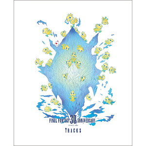 FINAL FANTASY 30th Anniversary Tracks 1987-2017 (Саундтрек с видео / Blu-ray Disc Music)