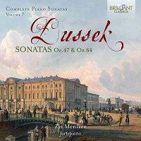 【輸入盤】Complete Piano Sonatas Vol.7: Meniker(Fp)