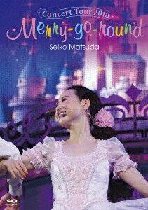 ミュージック, その他 Seiko Matsuda Concert Tour 2018 Merry-go-roundBlu-ray