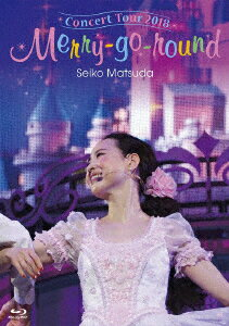 Seiko Matsuda Concert Tour 2018 Merry-go-round【Blu-ray】
