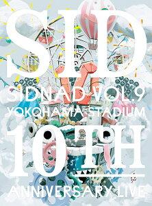 【送料無料】【新作ポイント2倍】SIDNAD Vol.9~YOKOHAMA STADIUM~ <10th Anniversary LIVE>...
