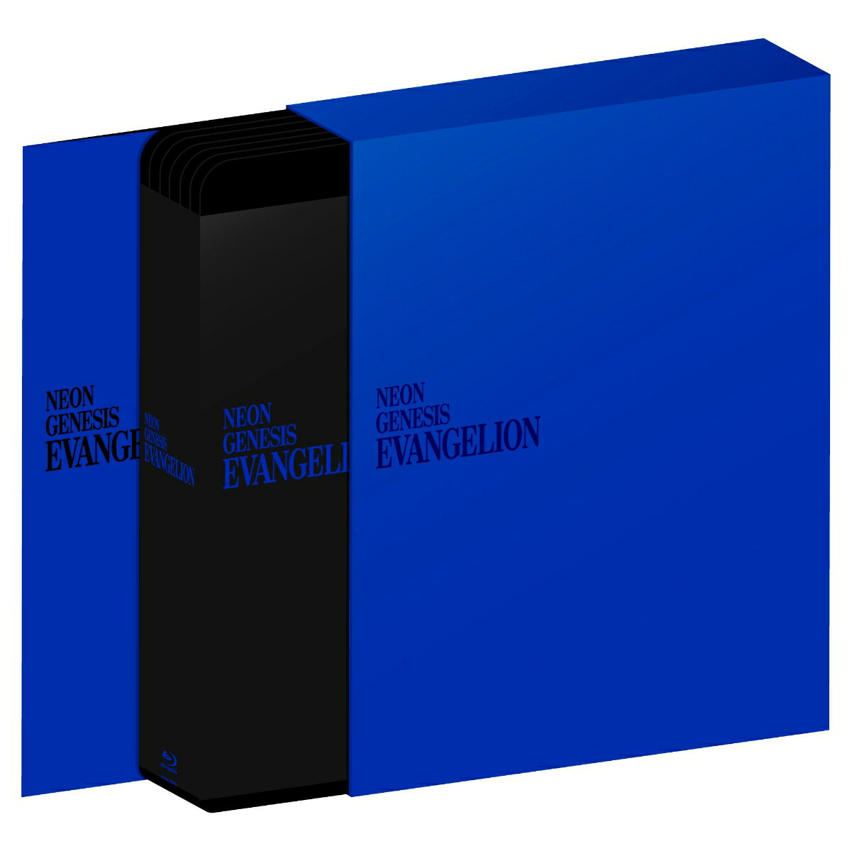 新世紀エヴァンゲリオン Blu-ray BOX STANDARD EDITION【Blu-ray】