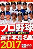 プロ野球選手写真名鑑(2017) オールカラー完全ガイド (日刊スポーツグラフ)