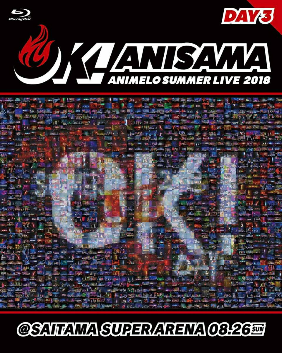 "Animelo Summer Live 2018 ""OK!"" 08.26【Blu-ray】"