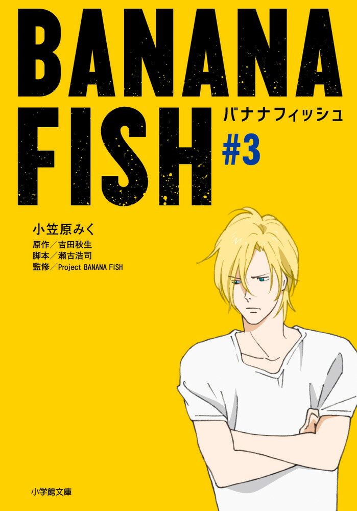 BANANA FISH(3)画像