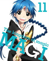 マギ The kingdom of magic 11 【完全生産限定版】【Blu-ray】