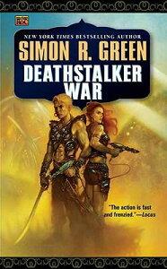 Deathstalker War DEATHSTALKER EP3 DEATHSTALKER (Deathstalker) [ Simon R. Green ]