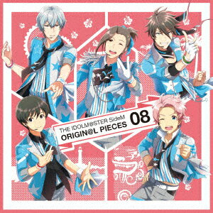 THE IDOLM@STER SideM ORIGIN@L PIECES 08 [ (ゲーム・ミュージック) ]