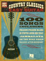 【輸入楽譜】やさしく弾けるカントリー・クラシック集: Easy Guitar with Notes & TAB譜