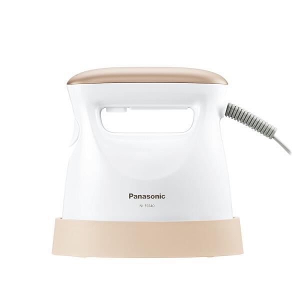 Panasonic 衣類スチーマー (ピンクゴールド調) NI-FS540-PN