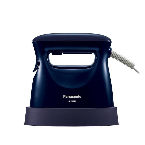 Panasonic 衣類スチーマー (ダークブルー) NI-FS540-DA