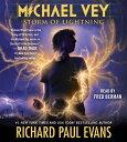 Michael Vey 5: Storm of Lightning MICHAEL VEY #5 MICHAEL VEY 6D (Michael Vey (Audio)) [ Richard Paul Evans ]