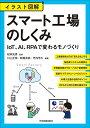 イラスト図解 スマート工場のしくみ IoT、AI、RPAで変わるモノづくり [ 松林光男 ]