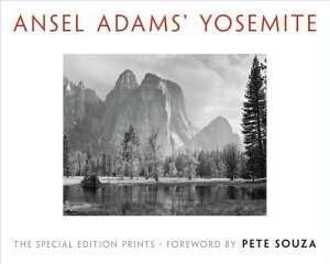 Ansel Adams' Yosemite: The Special Edition Prints ANSEL ADAMS YOSEMITE [ Ansel Adams ]