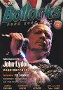 Bollocks(No.037) PUNK ROCK ISSUE ジョン・ライドン(PiL)/ザ・ダムド/キングブラザーズ/ザ