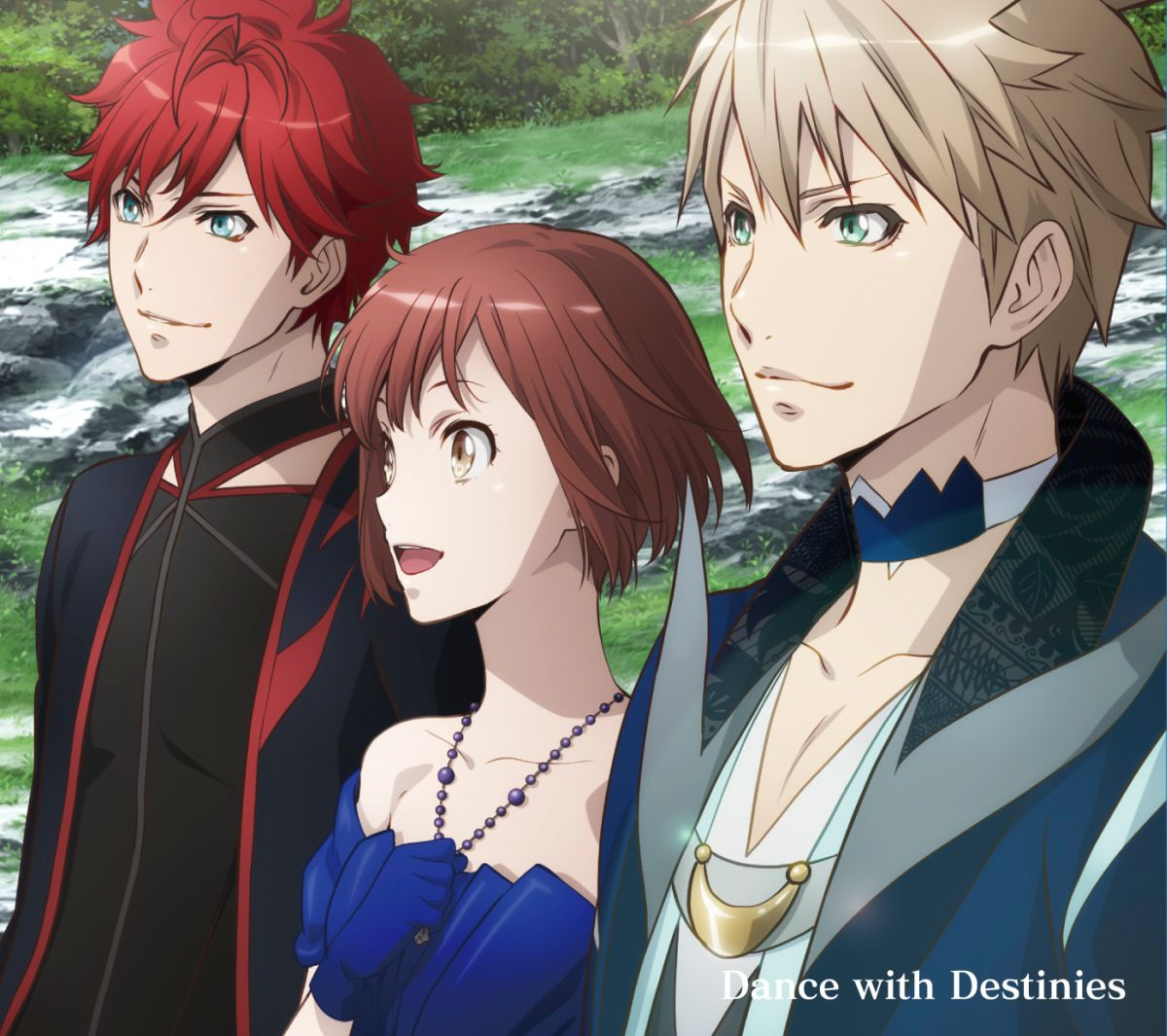 TVアニメ『Dance with Devils』ミュージカルコレクション「Dance with Destinies」画像