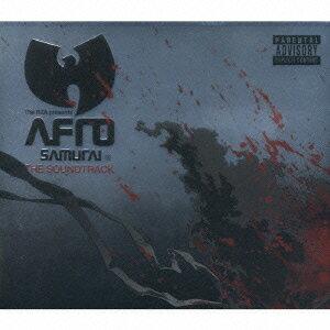 アフロ・サムライ・サウンドトラック画像