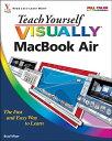 【送料無料】Teach Yourself Visually MacBook Air [ Brad Miser ]