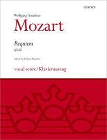 【輸入楽譜】モーツァルト, Wolfgang Amadeus: レクイエム ニ短調 KV 626 (ラテン語)