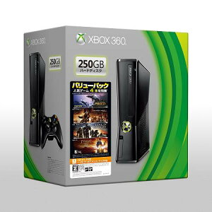 【送料無料】ご好評につき、特別価格での販売を延長いたしました!Xbox 360 250GB バリューパック