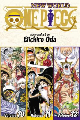 One Piece (Omnibus Edition), Vol. 24, Volume 24: Includes Vols. 70, 71 & 72画像