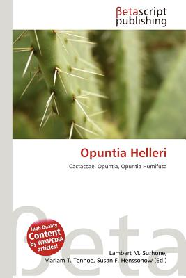 洋書, COMPUTERS & SCIENCE Opuntia Helleri OPUNTIA HELLERI Lambert M. Surhone