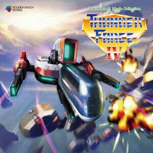 Technosoft Music Collection -THUNDER FORCE 4-