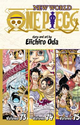 One Piece (Omnibus Edition), Vol. 25, Volume 25: Includes Vols. 73, 74 & 75画像