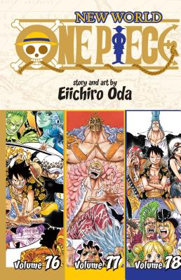 One Piece (Omnibus Edition), Vol. 26, Volume 26: Includes Vols. 76, 77 & 78画像