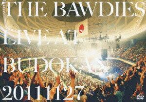 【送料無料】LIVE AT BUDOKAN 20111127【初回限定生産】 [ THE BAWDIES ]