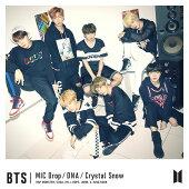 MIC Drop/DNA/Crystal Snow (初回限定盤B CD+DVD)