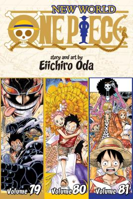 One Piece (Omnibus Edition), Vol. 27, Volume 27: Includes Vols. 79, 80 & 81画像