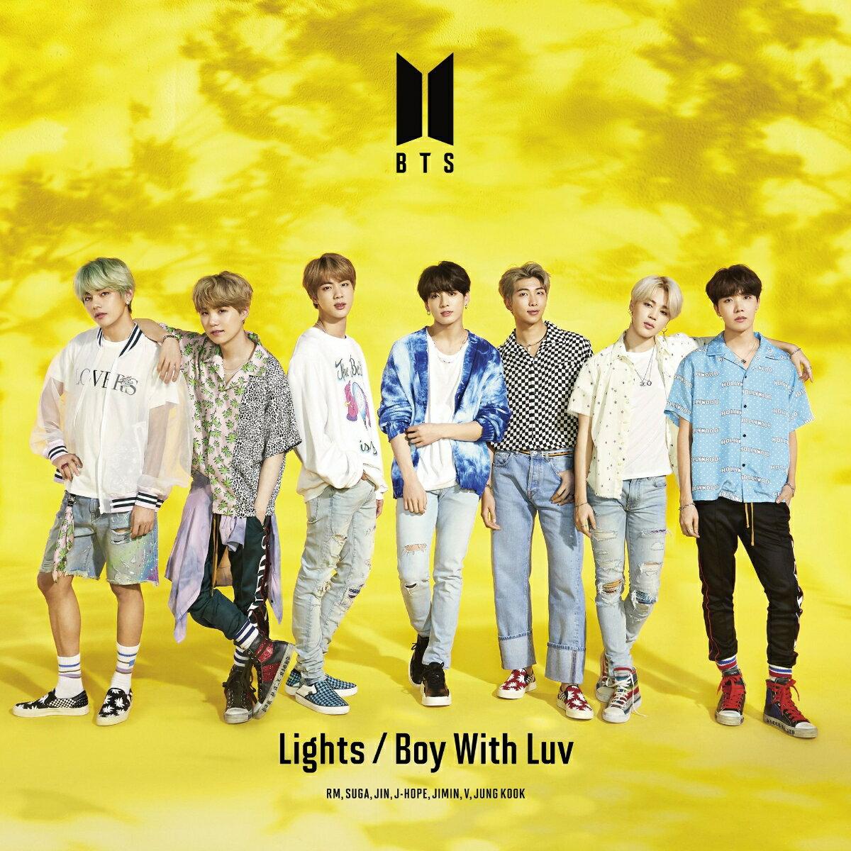 邦楽, ロック・ポップス LightsBoy With Luv (A CDDVD) BTS
