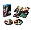 ジョーカー ブルーレイ&DVDセット(2枚組/ポストカード付)(初回仕様)【Blu-ray】 [ ホアキン・フェニックス ]
