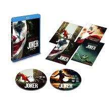 ジョーカー ブルーレイ&DVDセット(2枚組/ポストカード付)(初回仕様)【Blu-ray】
