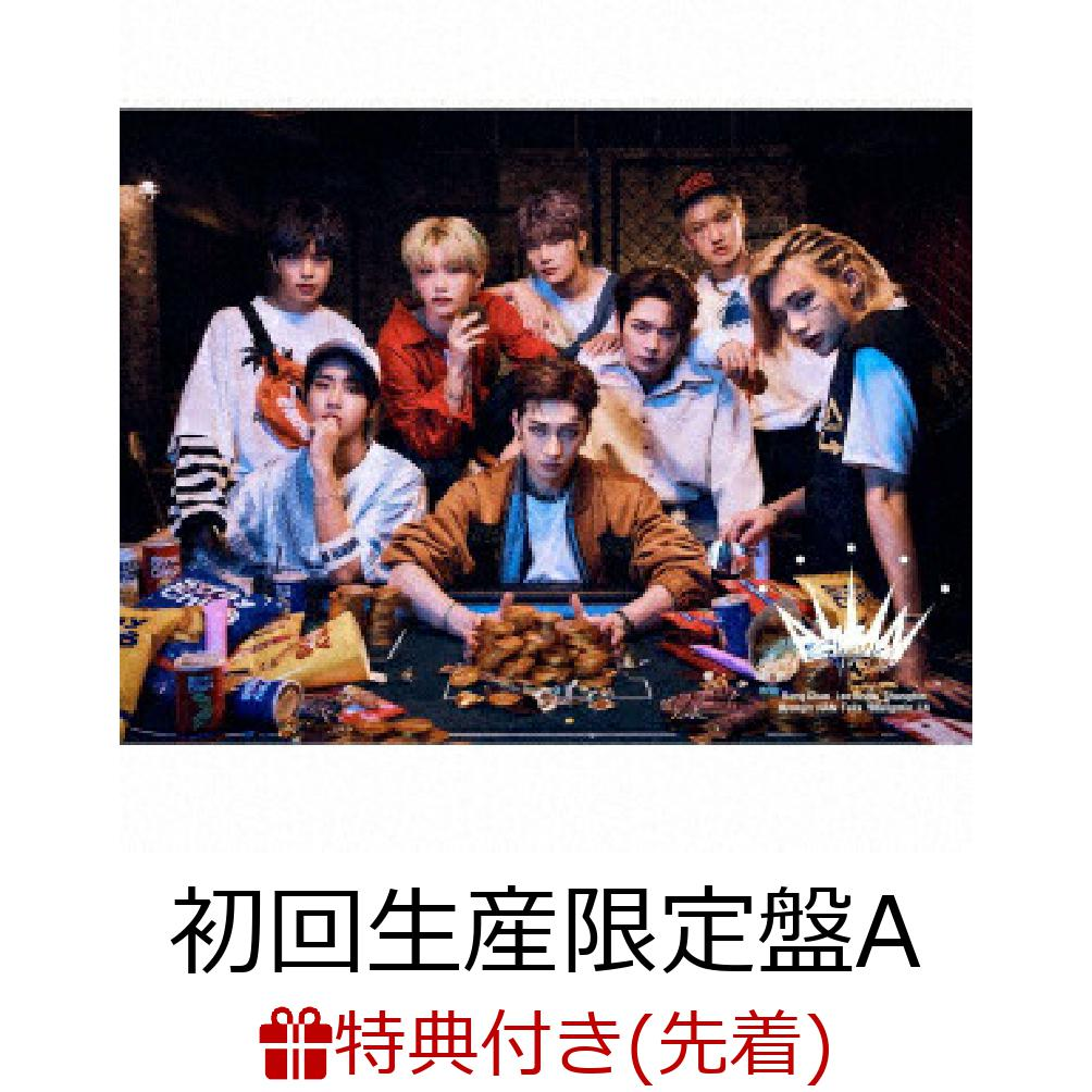 CD, その他 ALL IN (A CDDVD32P PHOTO BOOKType A)(Stray Kids) Stray Kids