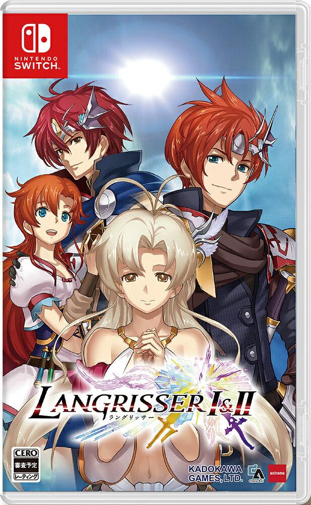 ラングリッサーI&II 通常版 Nintendo Switch版